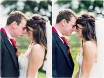farm wedding by lush imaging