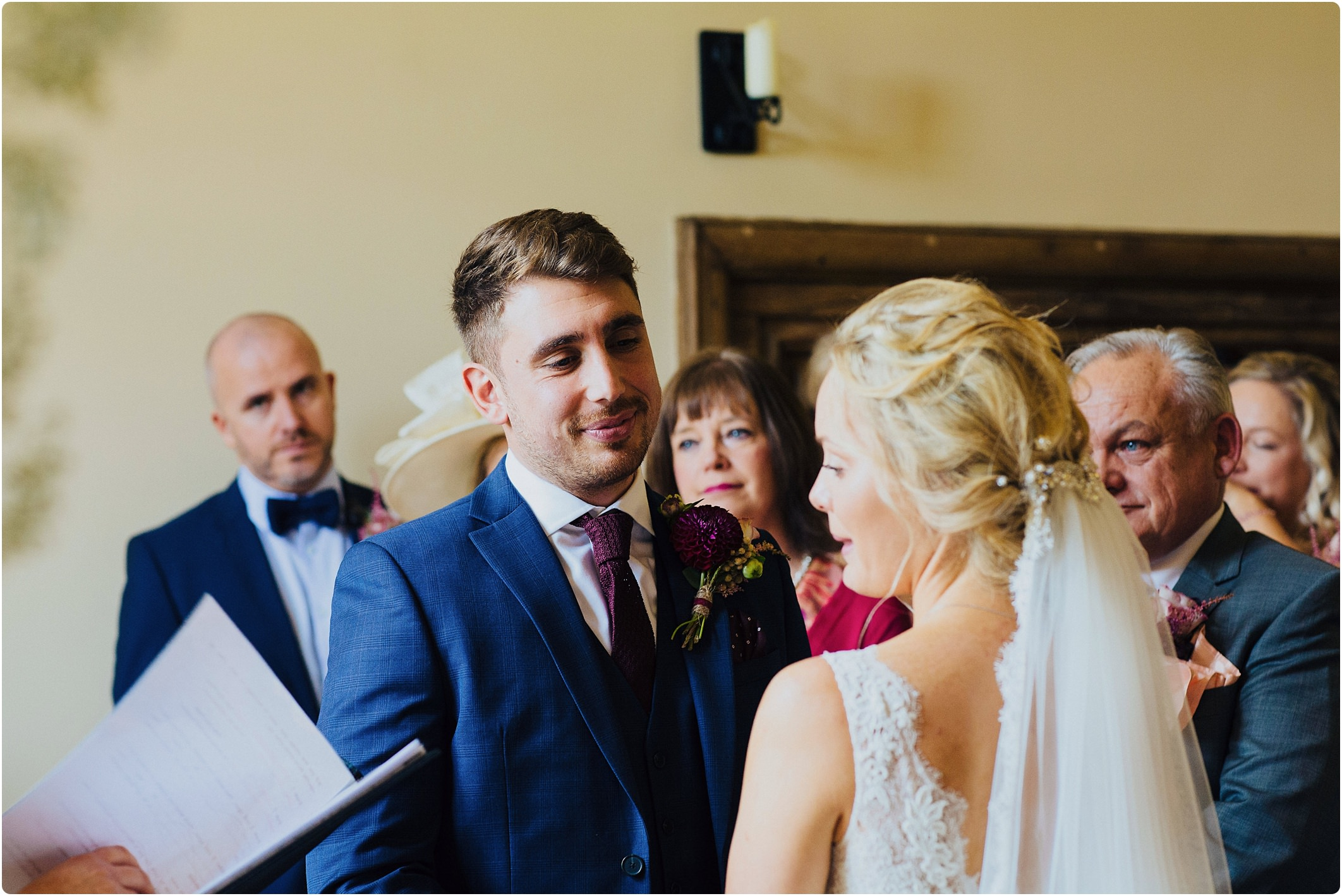 notley abbey wedding indoor ceremony