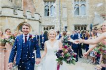 confetti shot notley abbey