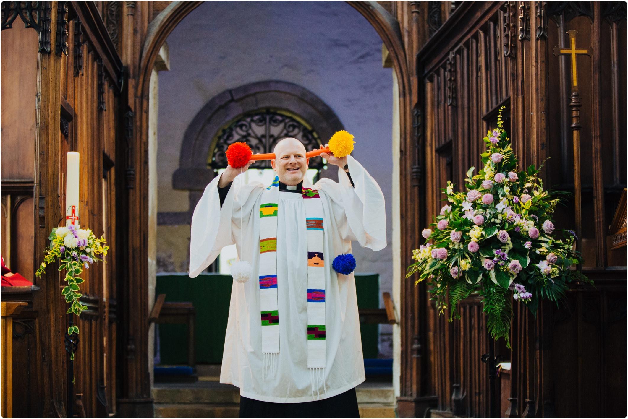 st Peters Church vicar