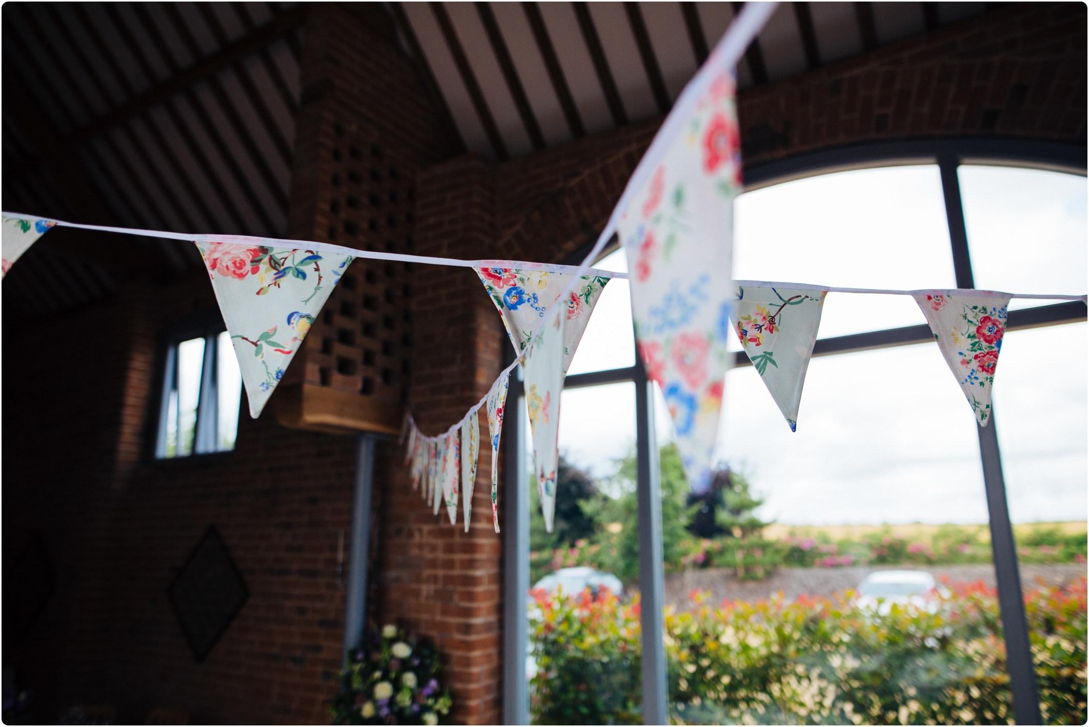 Swallows Nest Barn bunting