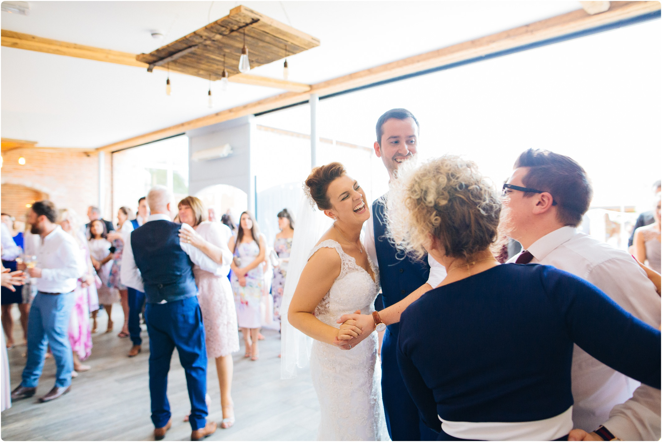 Swallows Nest Barn first dance