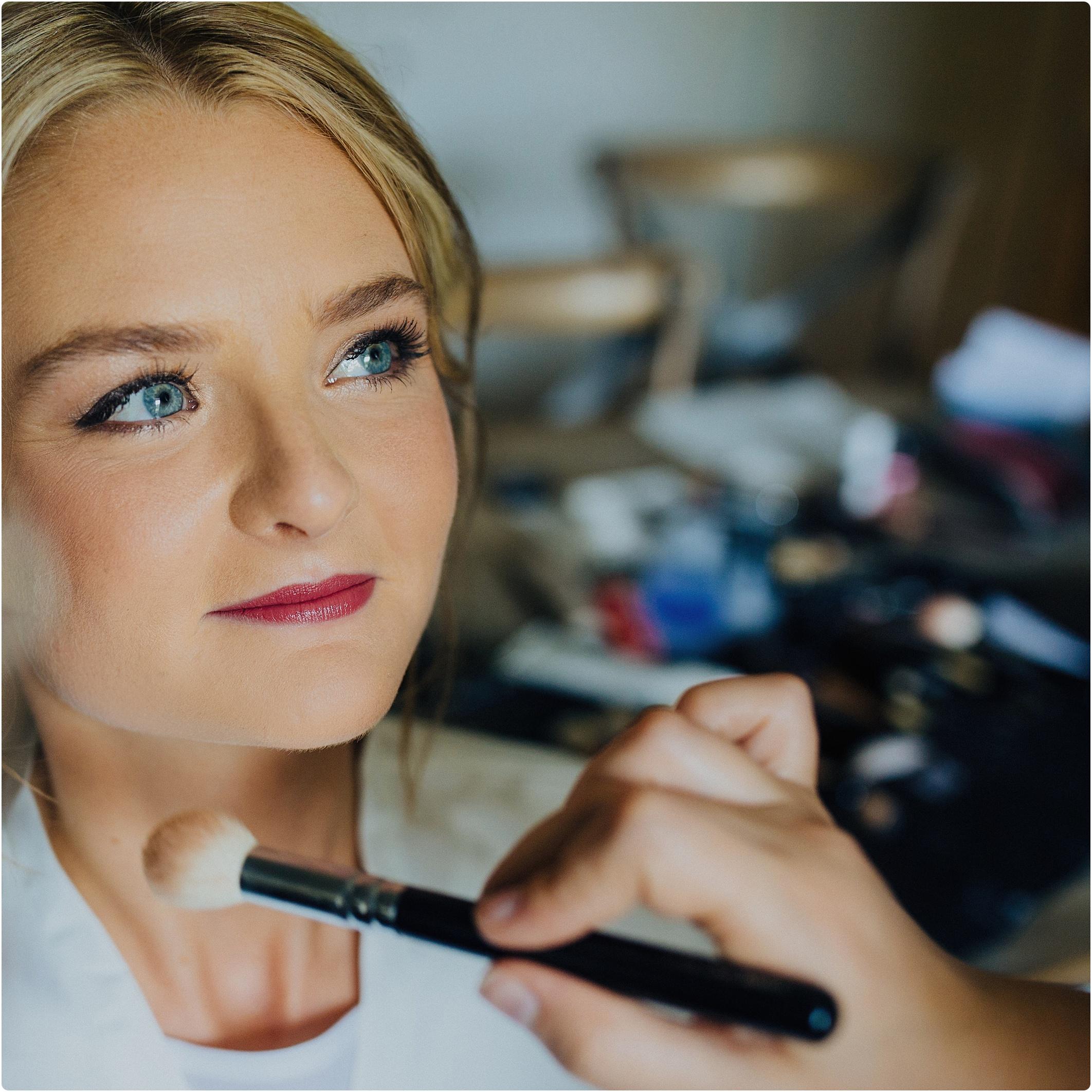 bridal make up by briony dalton