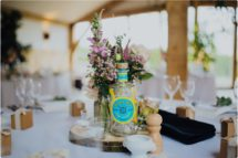 gin themed wedding