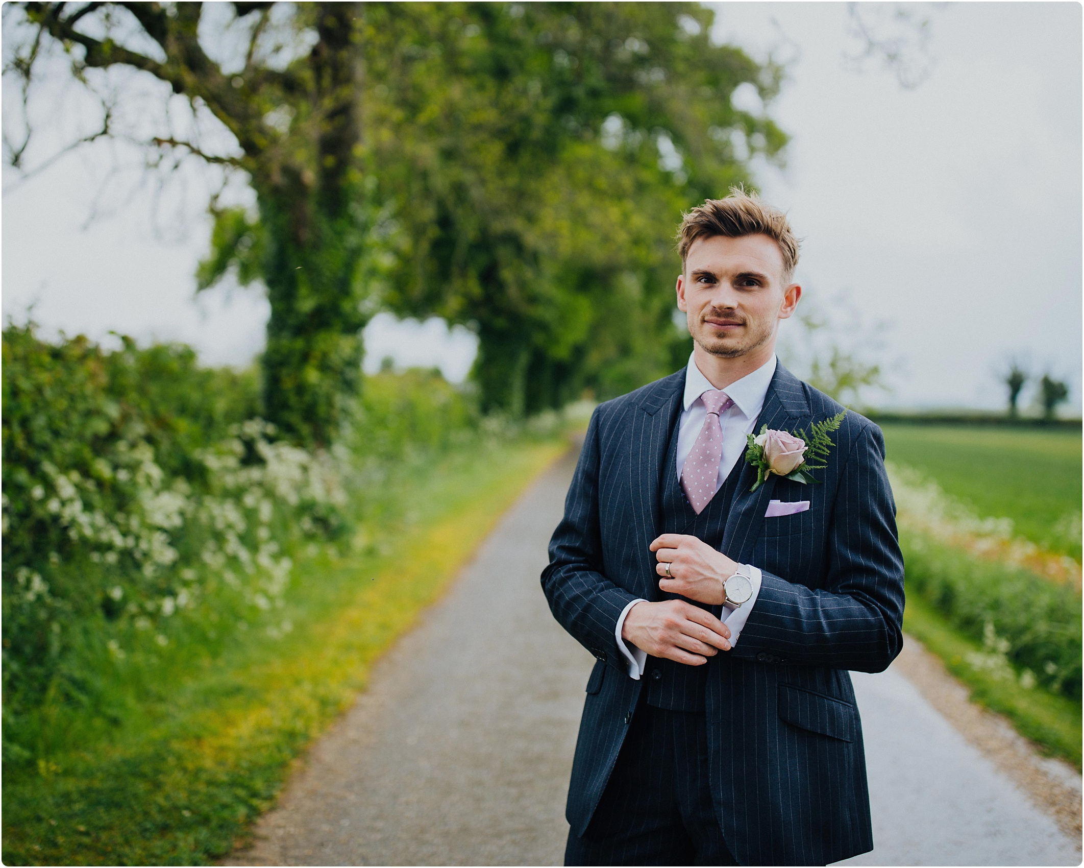 suit supply pinstripe suit