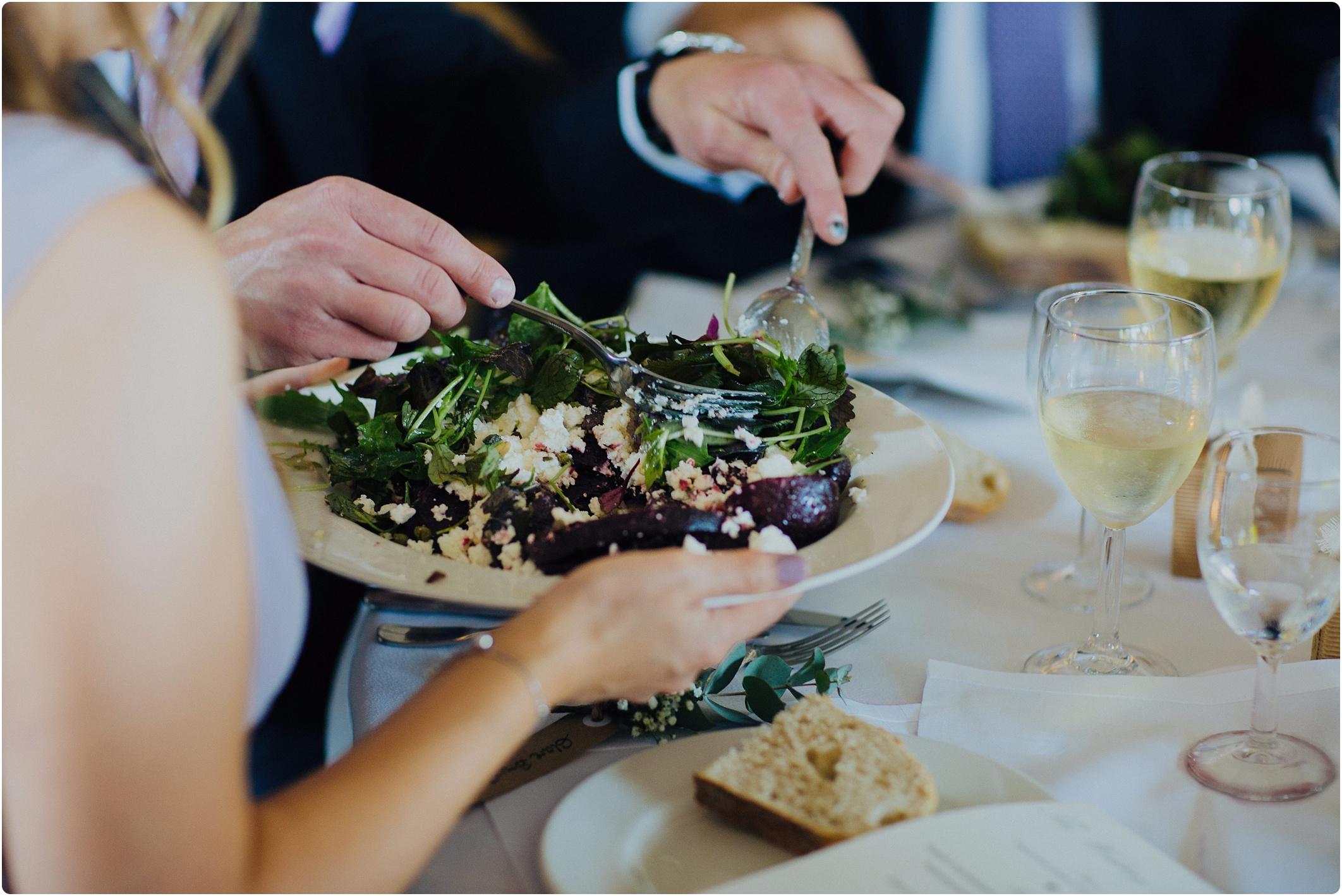 Cripps Barn beetroot salad