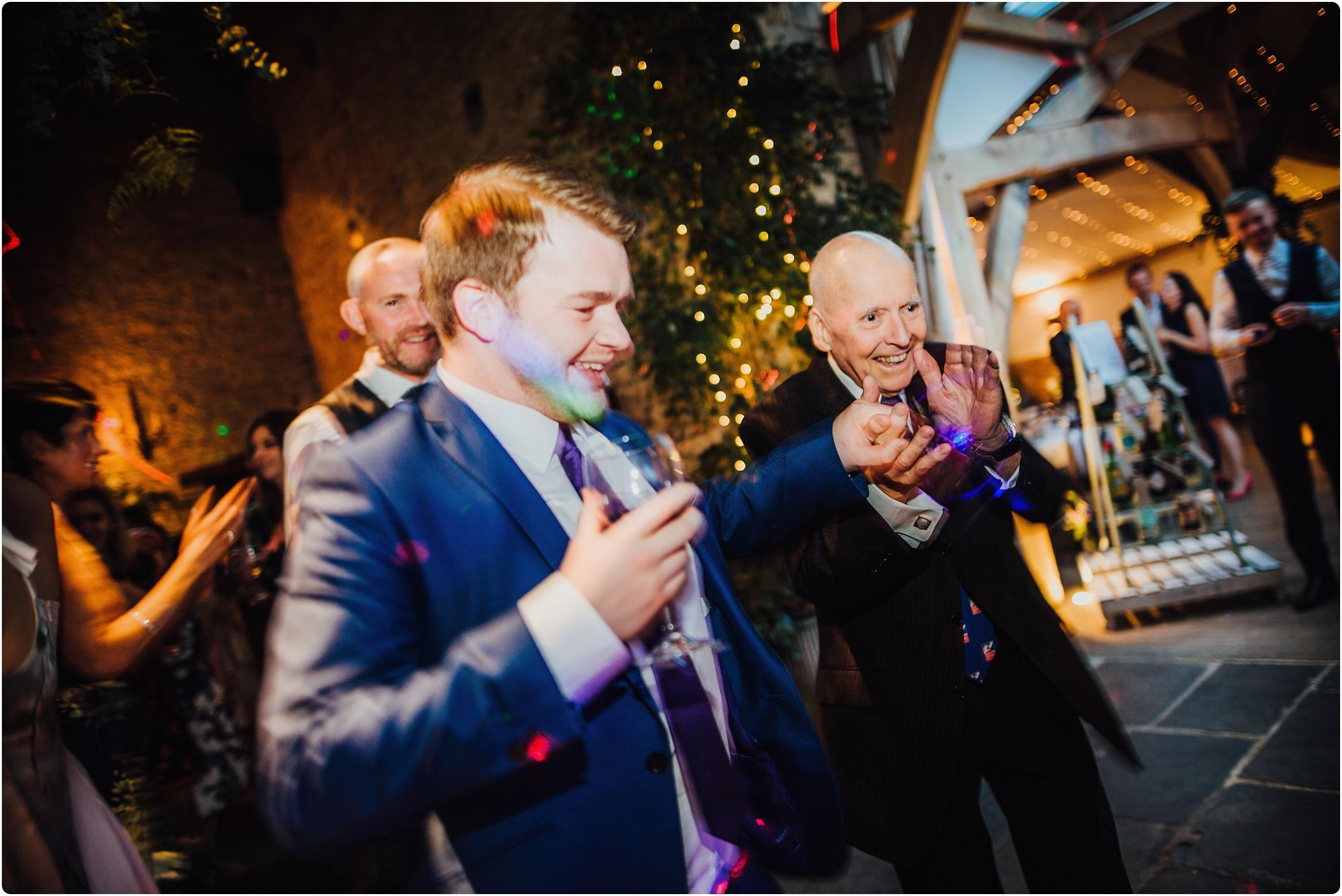 Cripps Barn granddad dancing