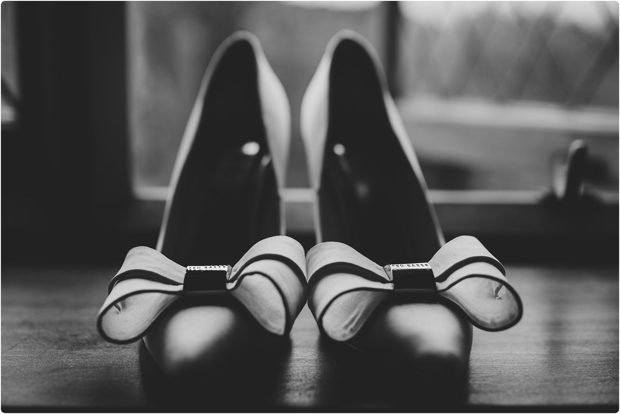 Treadam Barn Wedding shoes ted baker