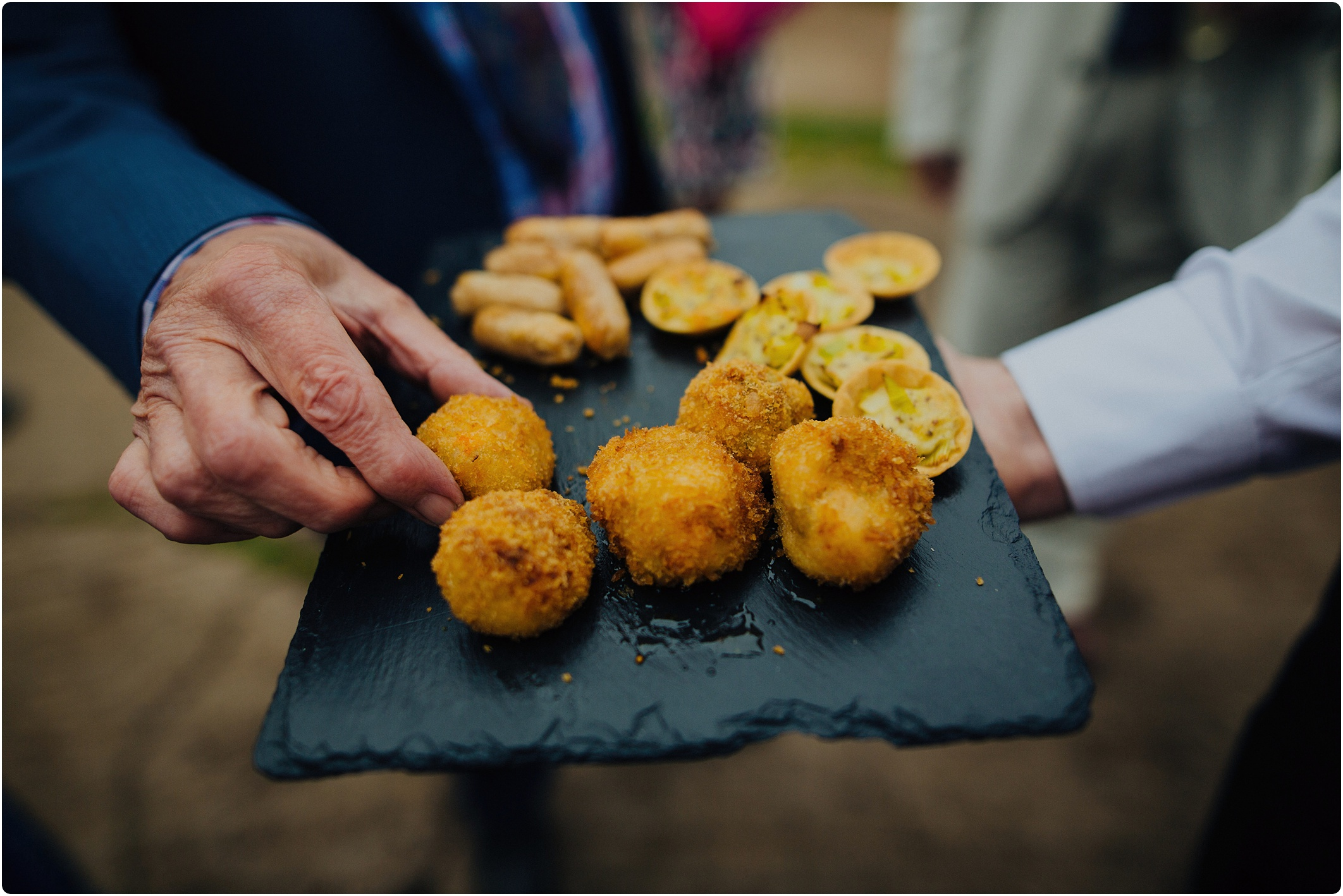 sugar loaf catering canapes