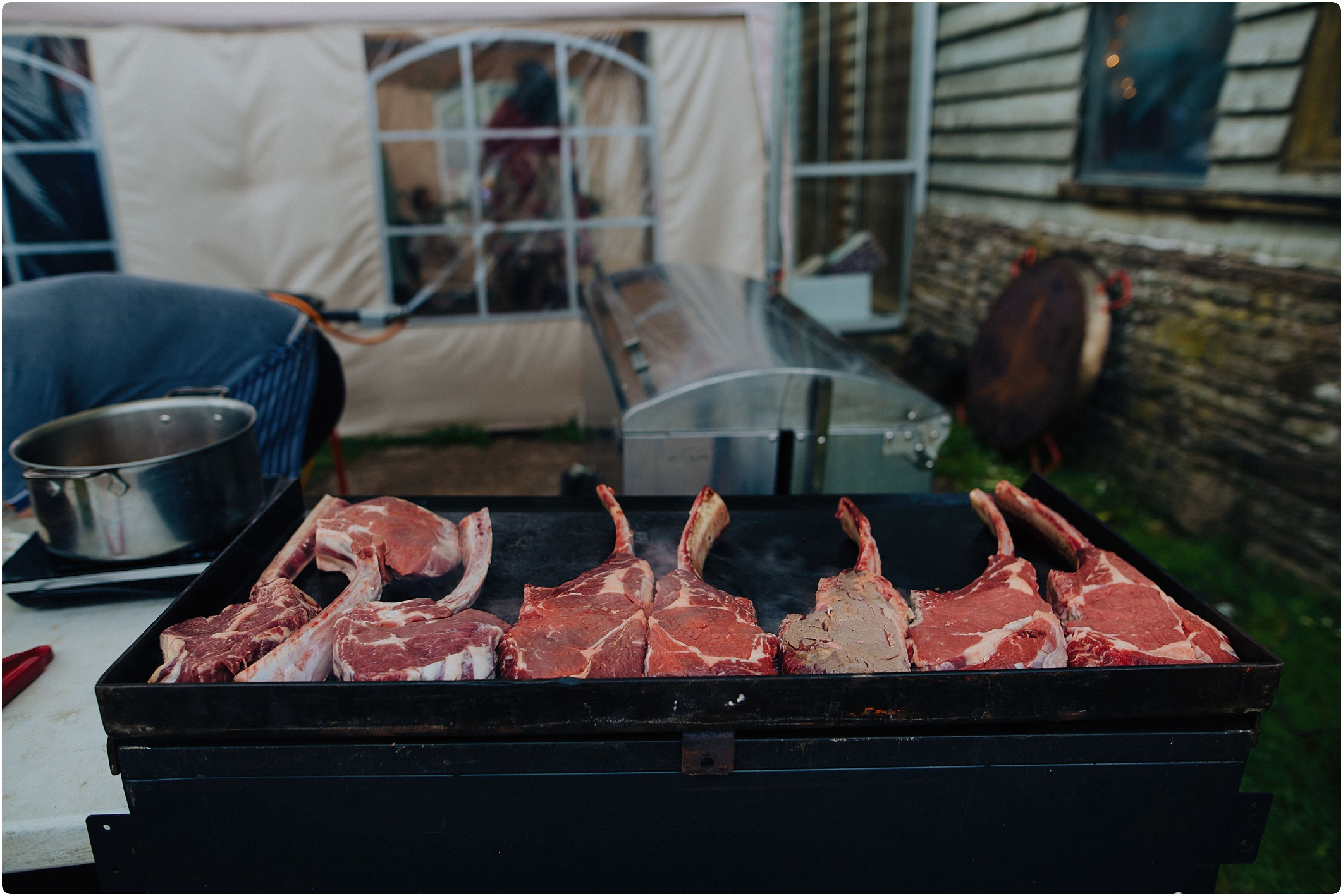 sugar loaf catering BBQ