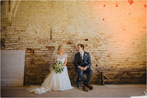 bride and groom pictures at a san galgano abbey wedding