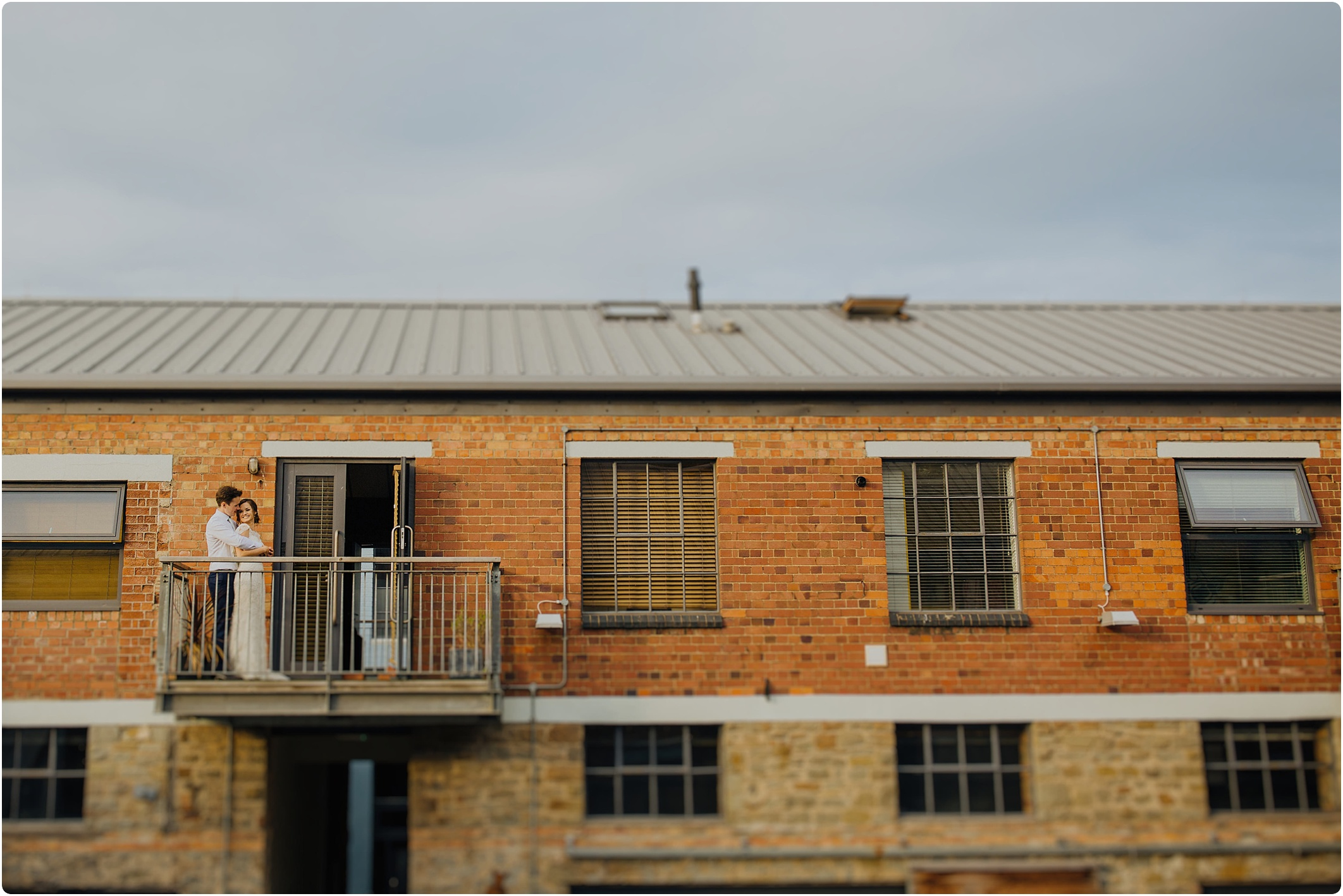 industrial building The Paintworks Wedding