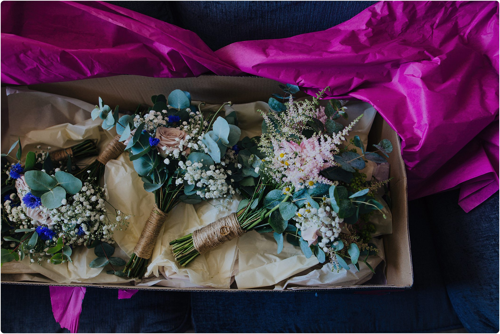 wedding bouquets from off shore blooms